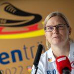 Jenny Wolf neue Eisschnelllauf-Bundestrainerin