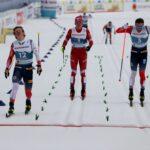 Langlauf-Star Klaebo nach 50-km-Rennen disqualifiziert